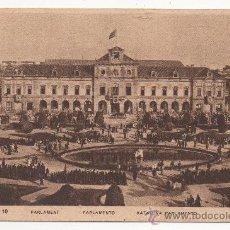 Postales: BARCELONA.- PARLAMENT.- PARLAMENTO.- KATALUNA PARLAMENTO. (C.1930).. Lote 32321366