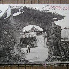 Postales: POSTAL LA GARRIGA MOLI BLANCAFORT FOT. ROISIN FRANQUEADA 1922. Lote 32395373