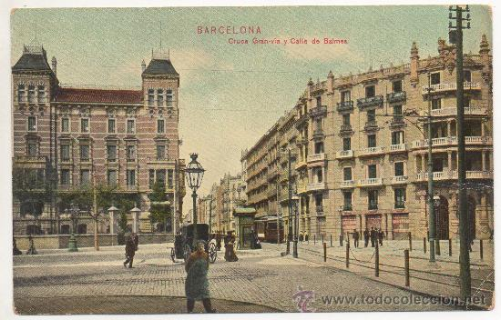 Direcciones a Gran Via - Balmes (Barcelona) en transporte público