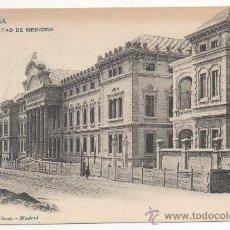 Postales: BARCELONA.- FACULTAD DE MEDICINA.. Lote 32433956