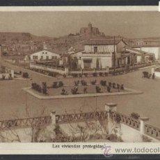 Postales: BALAGUER - LAS VIVIENDAS PROTEGIDAS - RIEUSSET - (10.946). Lote 32465604