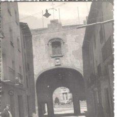 Postales: PS0999 CENTELLAS 'TORRE DEL PORTAL'. POSTAL FOTOGRÁFICA. LIBRERÍA MONTSERRAT. SIN CIRCULAR. Lote 32461386