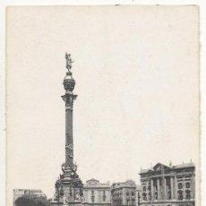 Postales: BARCELONA.- MONUMENTO A COLÓN.. Lote 32477867
