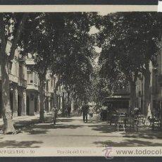 Postales: VILLANUEVA Y GELTRU - 10 - RAMBLA DEL CAUDILLO -GRAFICAS GULIARA - (10.961). Lote 32547707