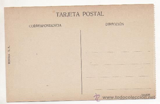 Postales: BARCELONA.- GRUAS ELÉCTRICAS DEL PUERTO. - Foto 2 - 32549053