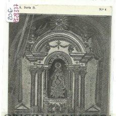 Postales: (PS-28337)POSTAL DE TORA-ALTAR DE LA MARE DE DEU DE L´AGUDA. Lote 32554835