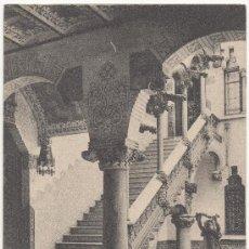 Postales: BARCELONA.- CONSTRUCCIONES MODERNAS. PASEO DE SAN JUAN, NÚM.104. ARQUITECTO: J. PUIG Y CADAFALCH.. Lote 32574816