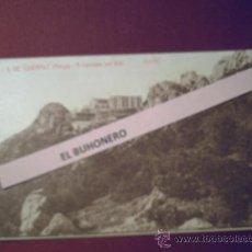 Postales: 12.- SANTUARIO DE QUERALT ( BERGA) : A L'ENVISTA PEL DRET - FOTO HUCH.. Lote 32592030