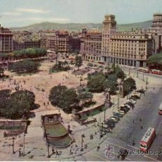 Postcards - POSTALES. PLAZA DE CATALUÑA. BARCELONA. ESPAÑA. RASTRILLO PORTOBELLO - 32702000