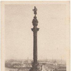 Postales: BARCELONA.- MONUMENTO A COLÓN.- MONUMENT A EN COLOM.. Lote 32743529