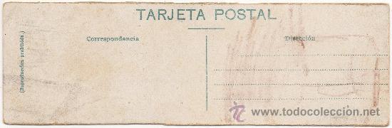 Postales: BARCELONA.- VISTA PANORÁMICA DEL MONTE DE VALLVIDRERA. - Foto 2 - 32786835