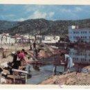 Postales: POSTAL FOTOGRÁFICA DE MUJERES LAVANDO EN TOSSA. COSTA BRAVA. CATALUÑA. ESPAÑA. . Lote 32795601