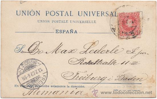 Postales: ALREDEDORES DE BARCELONA.- DETALLE DEL RÍO LLOBREGAT. (C.1900). - Foto 2 - 32809340