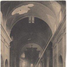Postales: SUCESOS DE BARCELONA (26-31 DE JULIO DE 1909). INTERIOR DE LA IGLESIA DE SAN ANDRÉS.. Lote 32844301