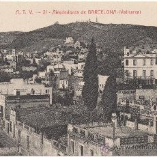 Postales: BARCELONA.- ALREDEDORES DE BARCELONA (VALLCARCA).. Lote 32951500