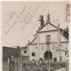 Postales: BARCELONA.- PLAZA DE LESSEPS. DOMINGO DE RAMOS DEL AÑO 1940.- EDICIÓN ADOLFO ZERKOWITZ.. Lote 32951552