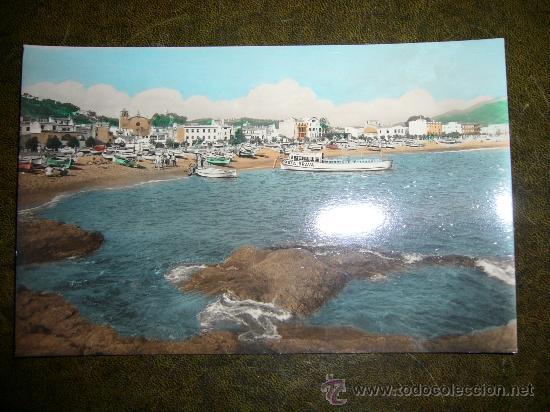 Postales: SEIS POSTALES COLOREADAS **TOSSA DE MAR** GIRONA - Foto 2 - 32975903