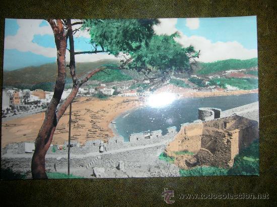 Postales: SEIS POSTALES COLOREADAS **TOSSA DE MAR** GIRONA - Foto 5 - 32975903