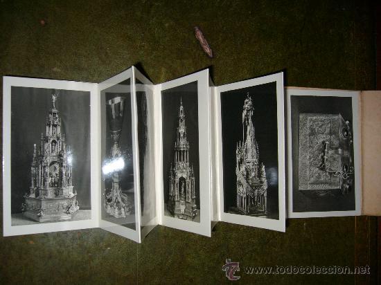 Postales: LOTE POSTALES EXPOSICIÓN NACIONAL ARTE - CONGRESO EUCARISTICO **BARCELONA 1952** - Foto 2 - 32976471