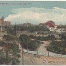 Postales: BARCELONA.- PLAZA DE ESPAÑA.. Lote 33005119