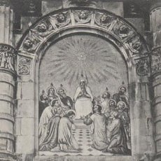 Postales: MONTSERRAT, 3º MISTERIO DE GLORIA, EDITOR: E.M. DE M. SIN NÚMERO. Lote 33021231
