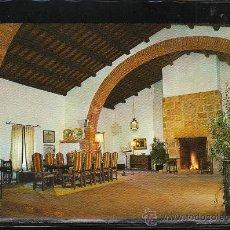 Postales: CASTILLO-FORTALEZA. HOSTALRICH. MONUMENTO HISTÓRICO-ARTÍSTICO. Lote 33027565