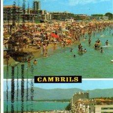 Postales: CAMBRILS. CIRCULADA. . Lote 33030943