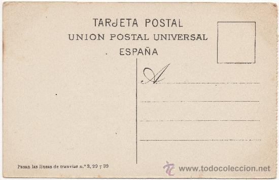 Postales: BARCELONA.- CALLE DEL MARQUÉS DEL DUERO. - Foto 2 - 33110287