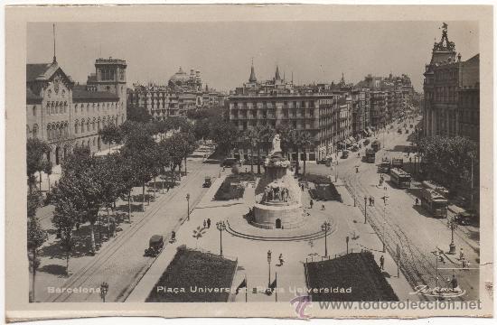 Barcelona pla a universitat plaza universid comprar - Placa universitat barcelona ...