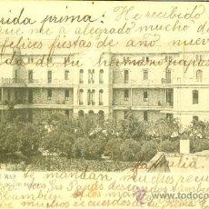 Postales: PS0145 ARENYS DE MAR 'HERMANITAS DE LOS POBRES'- THOMAS. CIRCULADA EN 1915. Lote 33171482