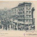 Postales: BARCELONA.- RAMBLA DE LAS FLORES. (C.1900).. Lote 33265701