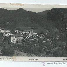 Postales: SANT FELIU DEL RECO.-VISTA GENERAL.-FOTO VERGES SOLA. Lote 33269173
