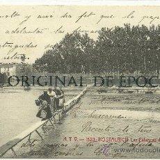 Postales: (PS-28899)POSTAL DE HOSTARICH-LAS PALANCAS DEL RIU TORDERA. Lote 33269730