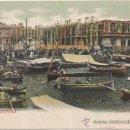 Postales: BARCELONA.- MUELLE DESEMBARCADERO. (C.1905).. Lote 33331207