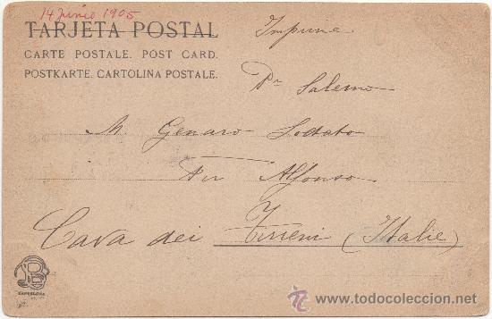 Postales: BARCELONA.- SAN PEDRO DE LAS PUELLAS. (C.1905). - Foto 2 - 33361420