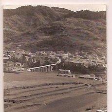 Postales: ANTIGUA POSTAL SAN JUAN DE LAS ABADESAS VISTA PARCIAL FOTO ESTEVE ESCRITA 1962. Lote 33468683