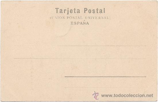 Postales: BARCELONA.- APEADERO CALLE ARAGÓN (FACHADAS). - Foto 2 - 33540451