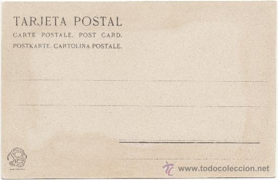 Postales: BARCELONA.- MONTJUICH. - Foto 2 - 33545852