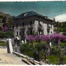 Postales: BONITA POSTAL - PRULLANS (LÉRIDA) - HOTEL MUNTAÑA. Lote 33558933