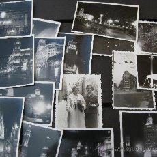 Postales: 1952. CONGRESO EUCARISTICO BARCELONA.. LOTE DE 17 FOTOS. Lote 33565456