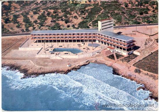 ALCANAR HOTEL CARLOS III (Postales - España - Cataluña Moderna (desde 1940))