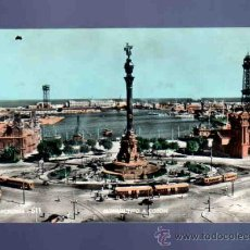 Postales: TARJETA POSTAL DE BARCELONA. 611. MONUMENTO A COLON. ZERKOWITZ. . Lote 33714765