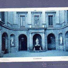 Postales: TARJETA POSTAL DE BARCELONA. 53. LA BOLSA, PATIO. L. ROISIN.. Lote 33747557