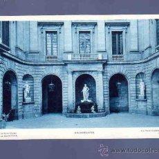 Postales: TARJETA POSTAL DE BARCELONA. 53. LA BOLSA, PATIO. L. ROISIN.. Lote 33747786