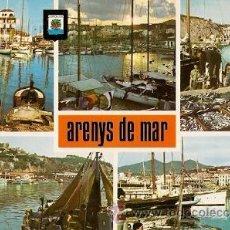 Postales: ARENYS DE MAR. Lote 155704130