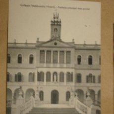 Postales: MATARÓ - COLEGIO VALLDEMIA (H.H. MARISTAS) FACHADA PRINCIPAL VISTA PARCIAL . Lote 33891530