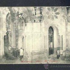 Cartoline: POSTAL DE MONTSERRAT: INTERIOR DEL CAMBRIL. Lote 33896382