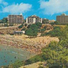 Postales: POSTAL - PLAYA CAPELLANS DE SALOU - TARRAGONA - GARCIA GARRABELLA Y CIS. 62. Lote 33957961