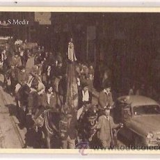 Cartes Postales: ANTIGUA POSTAL ROMERIA A SAN MEDIR GRACIA. Lote 33969374
