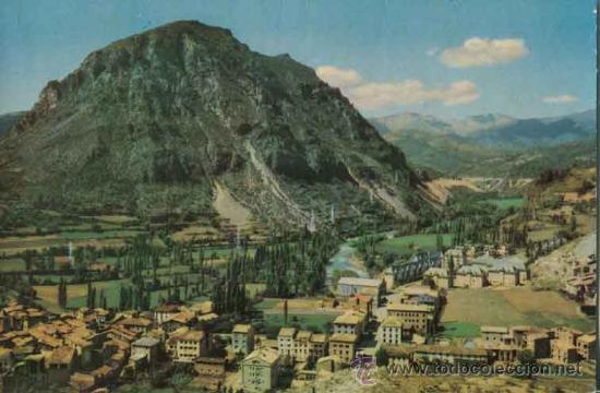 POSTA - PONT SE SUERT - LLEIDA - A. CAMPAÑA Y J. PUIG-FERRAN - SE.-II NUM. 4101 (Postales - España - Cataluña Moderna (desde 1940))